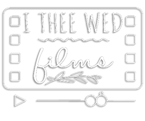 I Thee Wed Films Wedding Videography